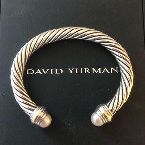 Stunning David Yurman Cable Classics Bracelet